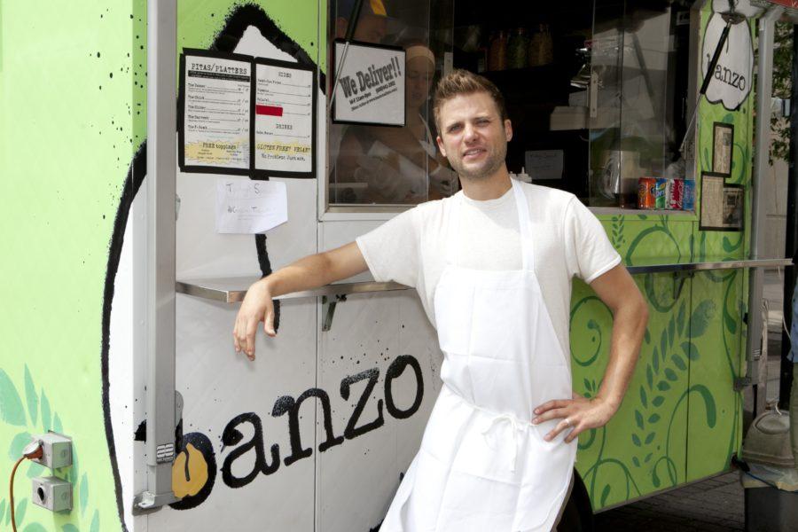 Aaron Collins Banzo