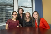 SBDC client Urban Asset Staff